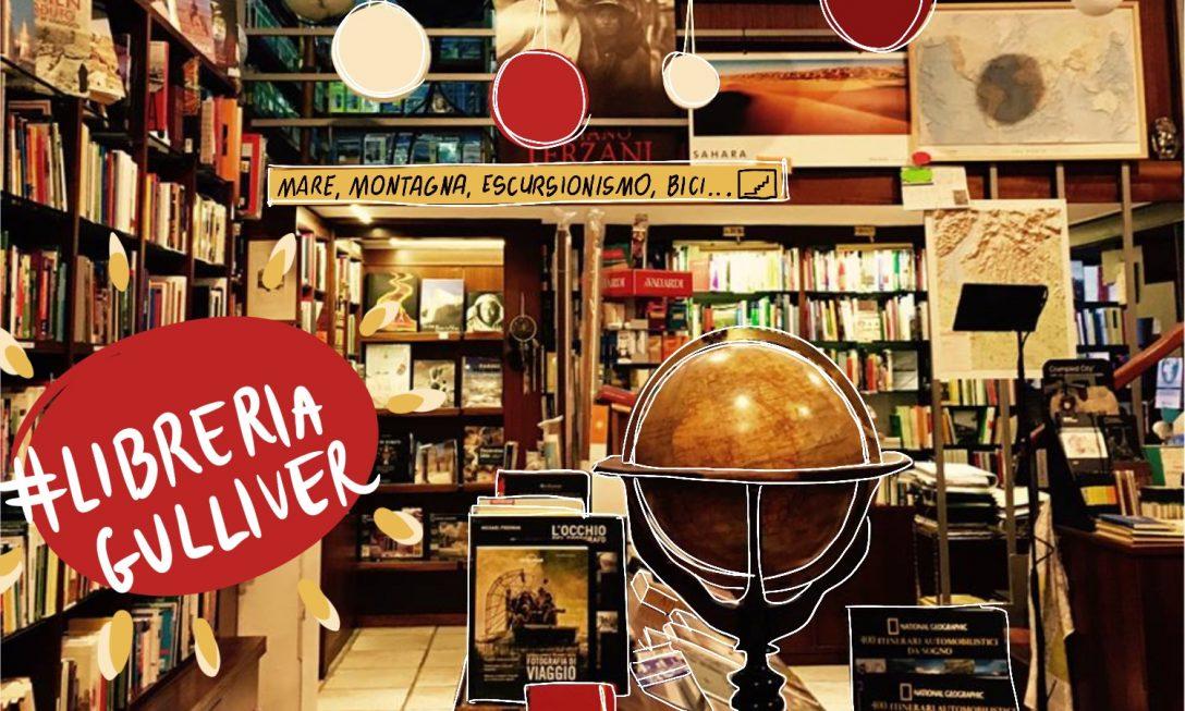 Gulliver: viaggiare con i libri