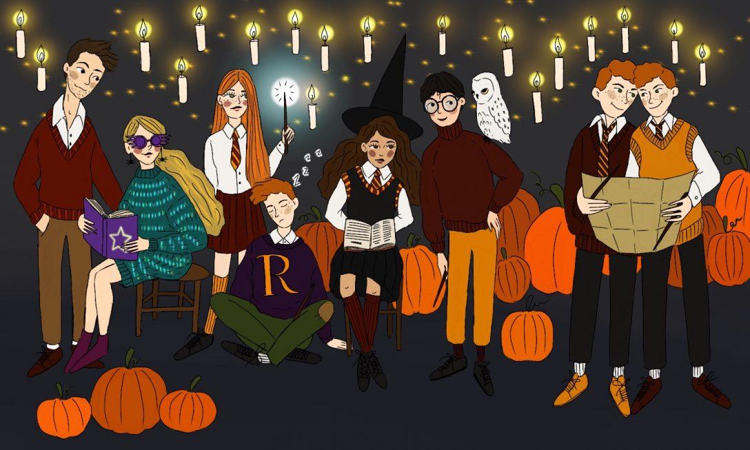 Halloween in Harry Potter: cos'è accaduto nella notte delle streghe