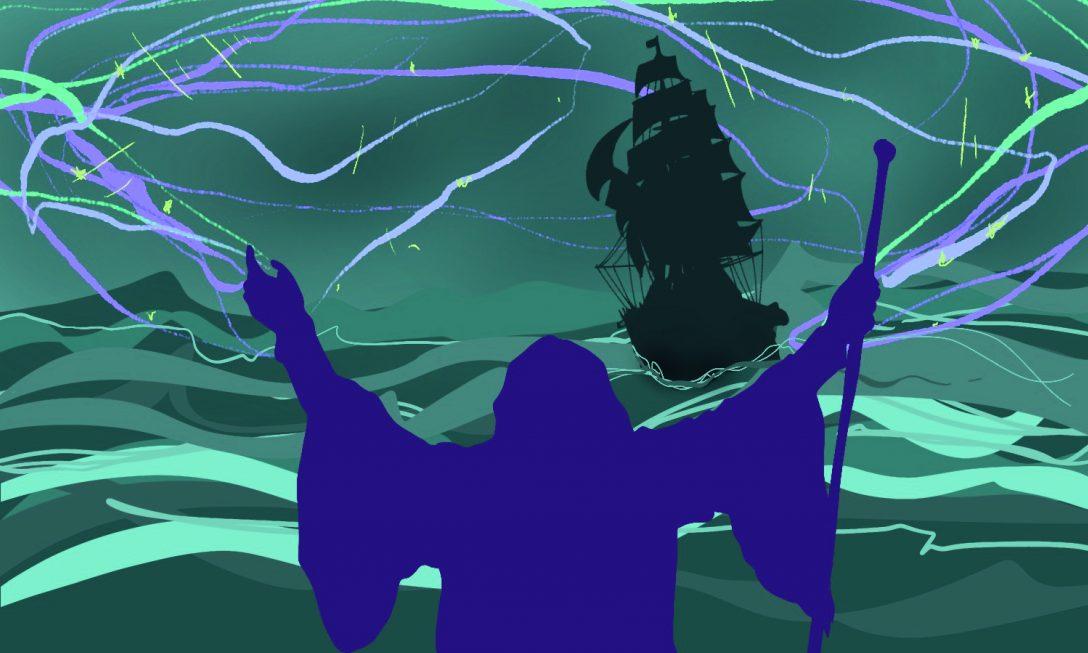 La tempesta: metafora della magia come rappresentazione
