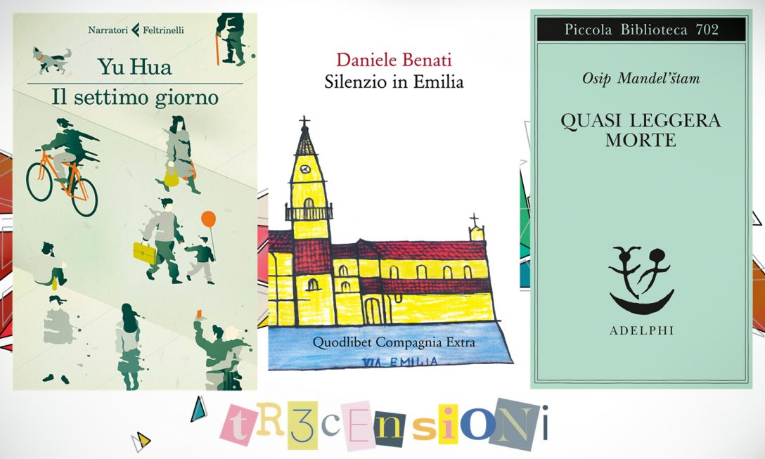Tr3censioni dall'al-di-là: tre libri che travalicano il reale