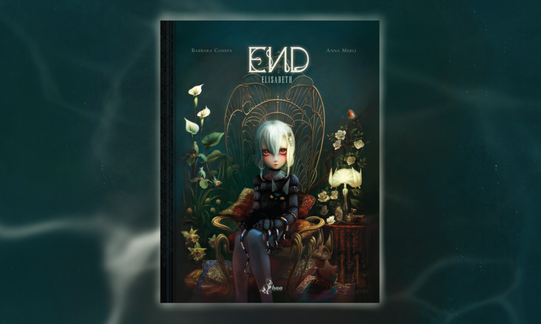 END. Elisabeth: una graphic novel in sospeso