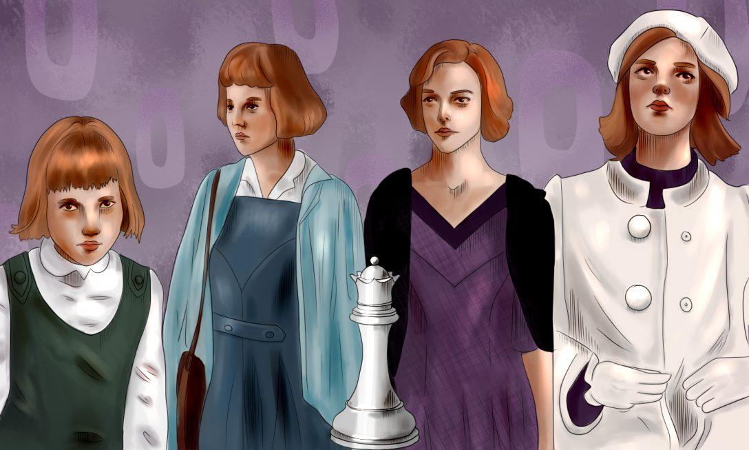 Evolvere con stile: La regina degli scacchi